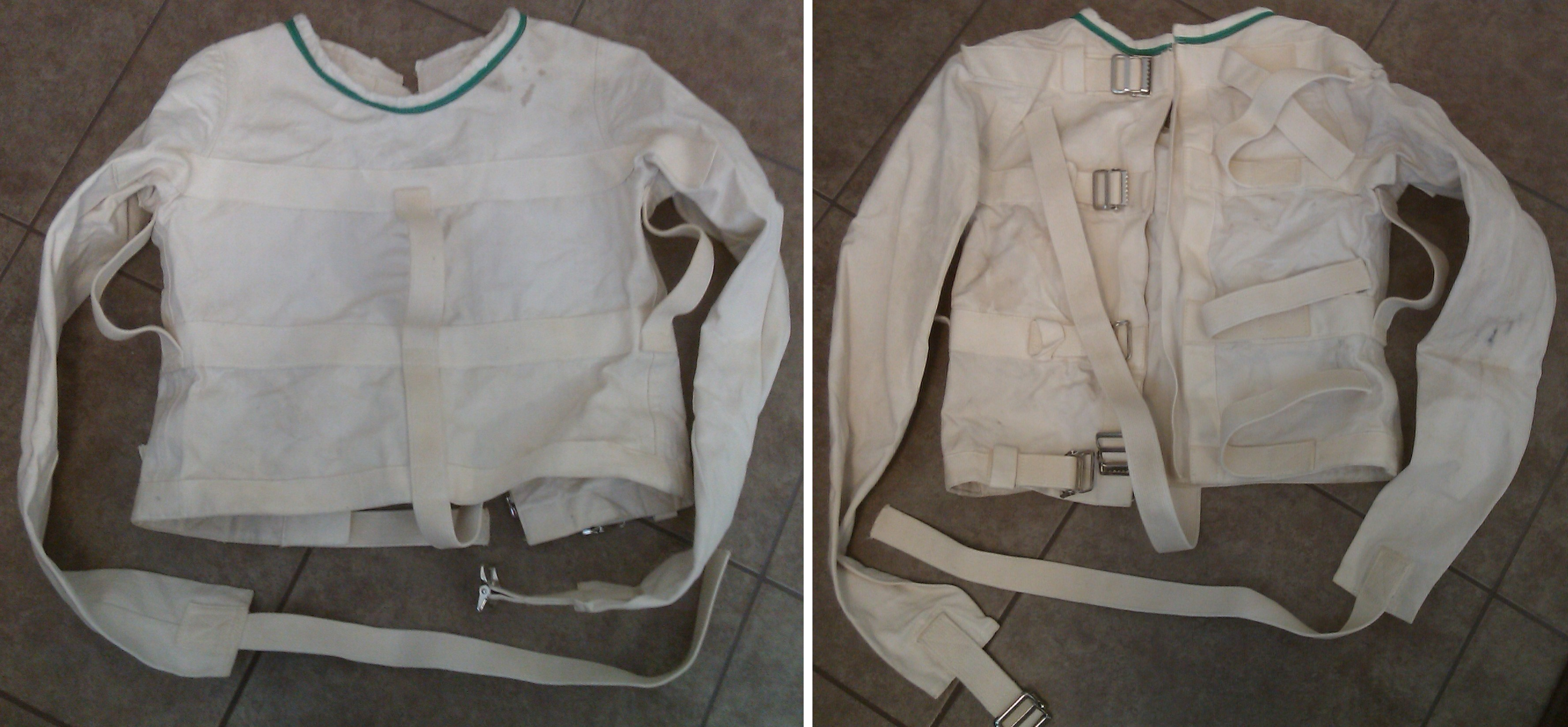 Used Straight Jacket For Sale - JacketIn